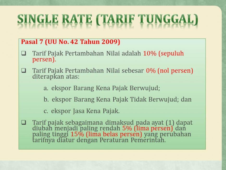 pengertian pajak pertambahan nilai