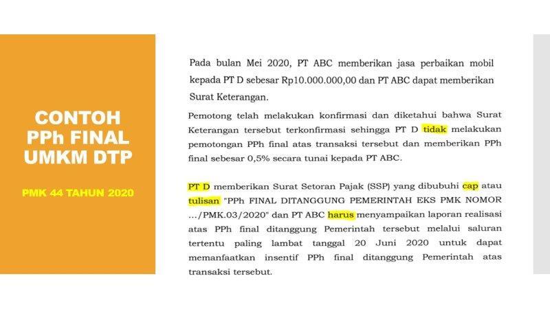 pmk 44 tahun 2020