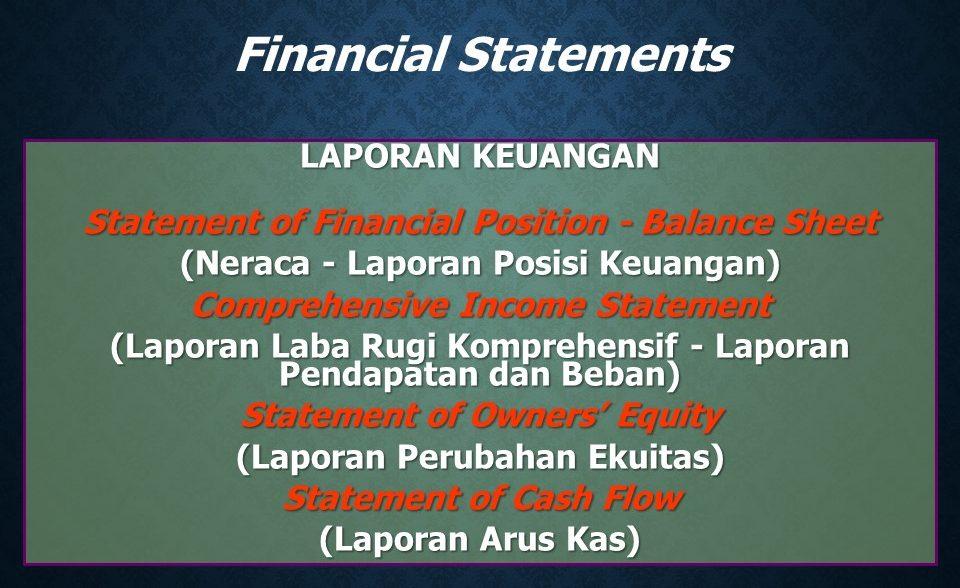 accounting adalah
